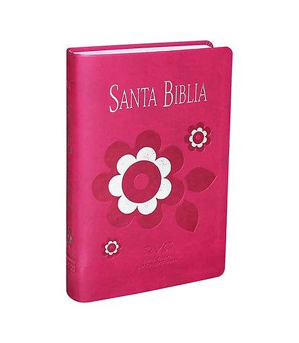 Biblia Promesas RVC,insert para mujeres