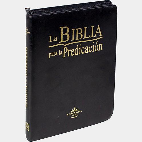 Biblia para la Predicación Letra Grande