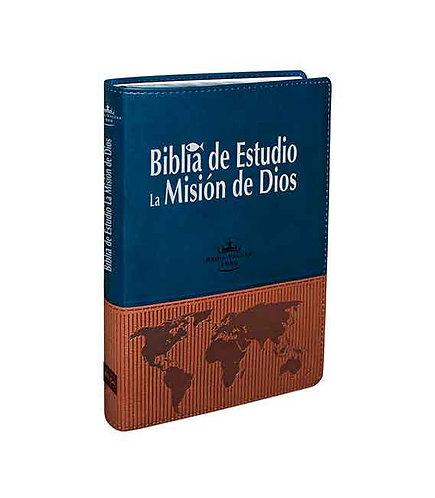 Biblia de Estudio la Misión de Dios