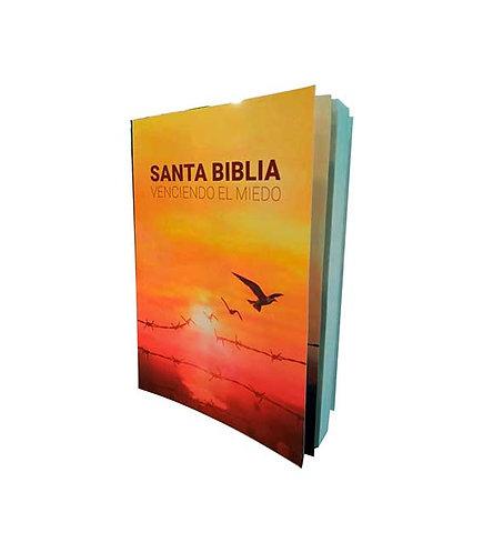 """Biblia """"Venciendo el Miedo"""""""