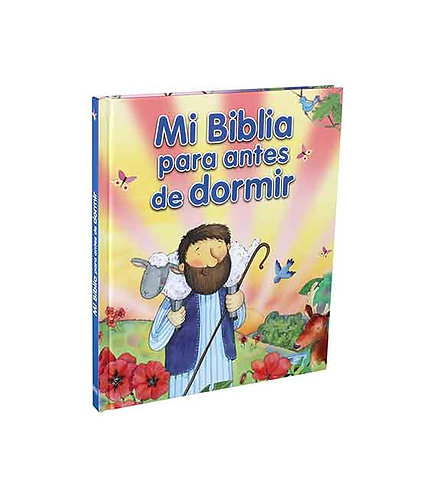 Mi Biblia para antes de dormir