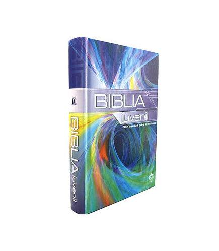 Biblia Juvenil con ayudas para el estudio