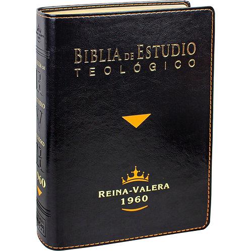 Biblia de Estudio Teológico RVR 1960