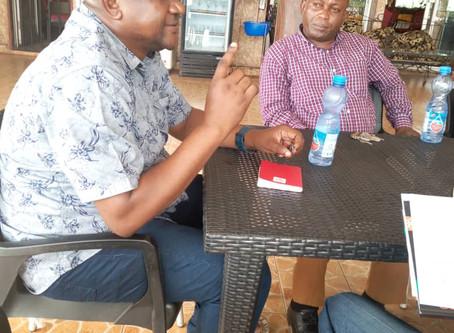 MBANDAKA : L'ENTENTE DE FOOTBALL DES JEUNES BÉNÉFICIE D'UNE ASSISTANCE DU COMITÉ DE LA LINAFJ