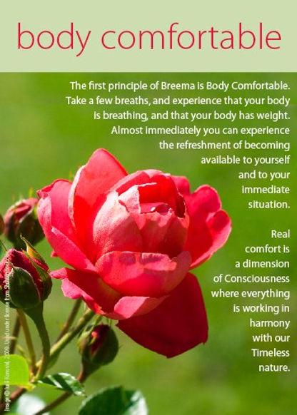 Body Comfortable