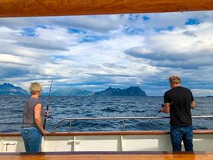 lofoten fishing