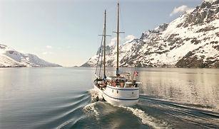 Norwegian coastal voyage