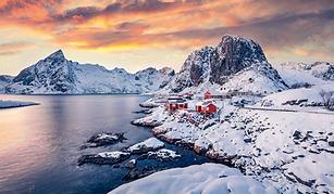 scandinavia lofoten norway