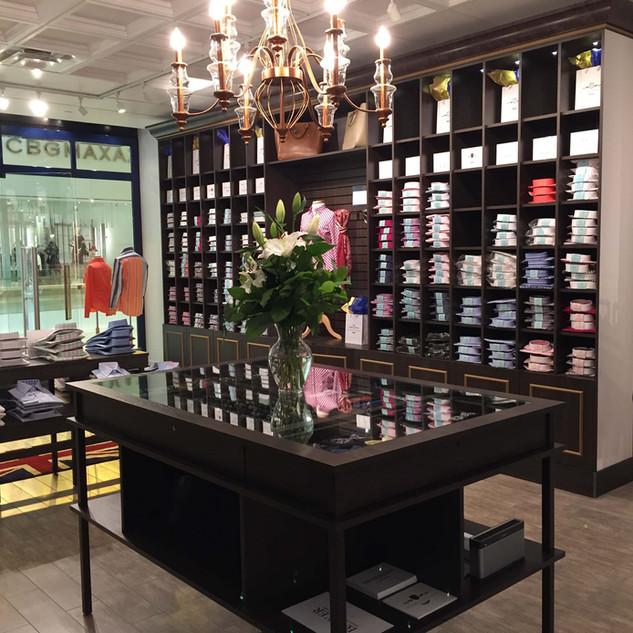 Jermyn Street - Retail Design & Build