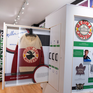 Saskatchewan Sports Hall of Fame – Travelling Exhibition