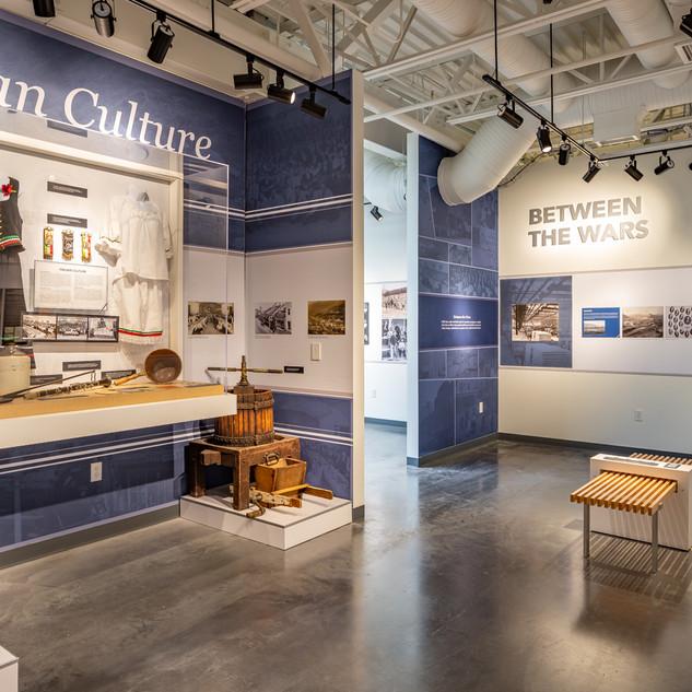 Trail Riverfront Centre – Museum & Wayfinding