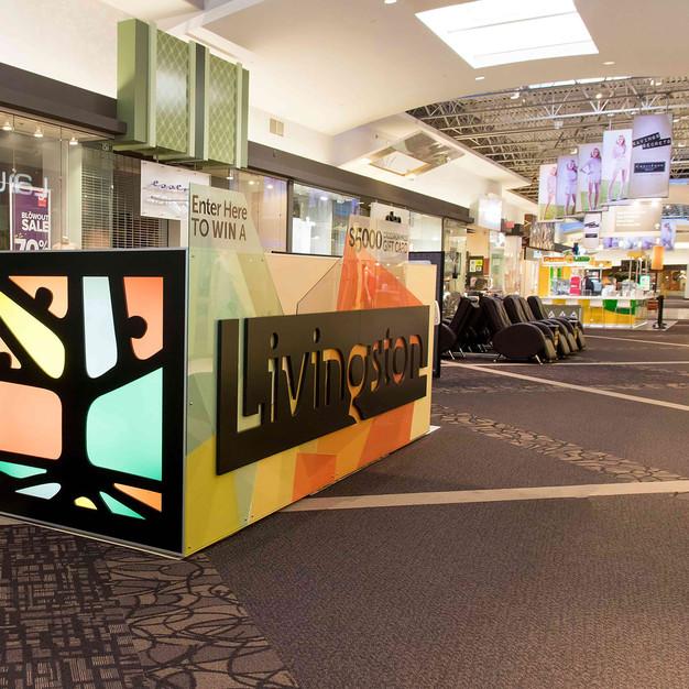 Livingston Sales Kiosk