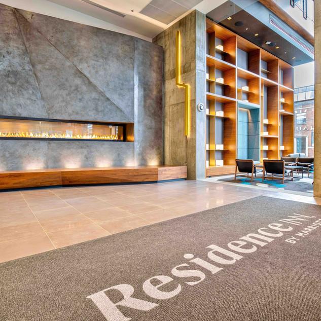 Marriot Residence Inn - Art Panels