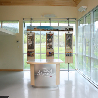 Canmore Visitor Information Centre