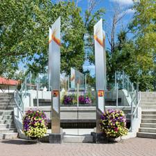 Alberta Champions Memorial