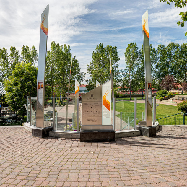 Alberta Champions – Field of Fame – Heritage Park