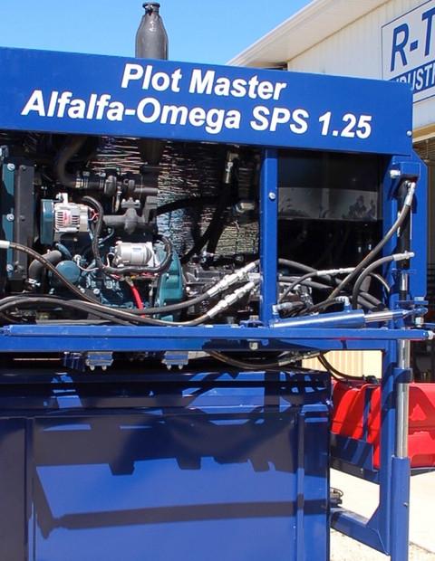 Alfalfa Omega SPS 1.25