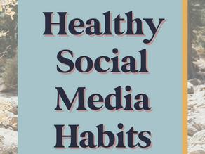 5 Healthy Social Media Habits