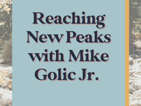 Reaching New Peaks with Mike Golic Jr.