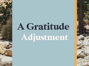 A Gratitude Adjustment with Joél Leon
