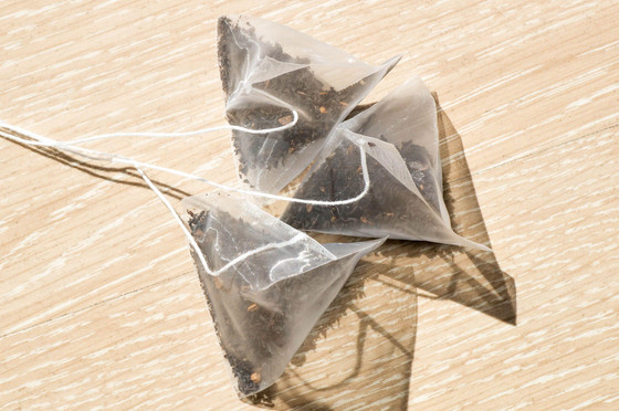 Tea Bags and Tear Drops