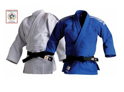 "Adidas Champion II Judo Uniform ""Premium"" - 750g - IJF Approved. From"