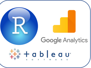 Integration of R, Tableau and Google Analytics