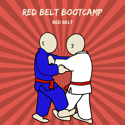 Red Belt Bootcamp - Red