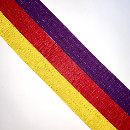 Coloured Belts