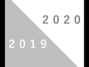 2019年まとめと2020年の方針