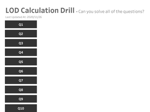 LOD計算ドリル作りました