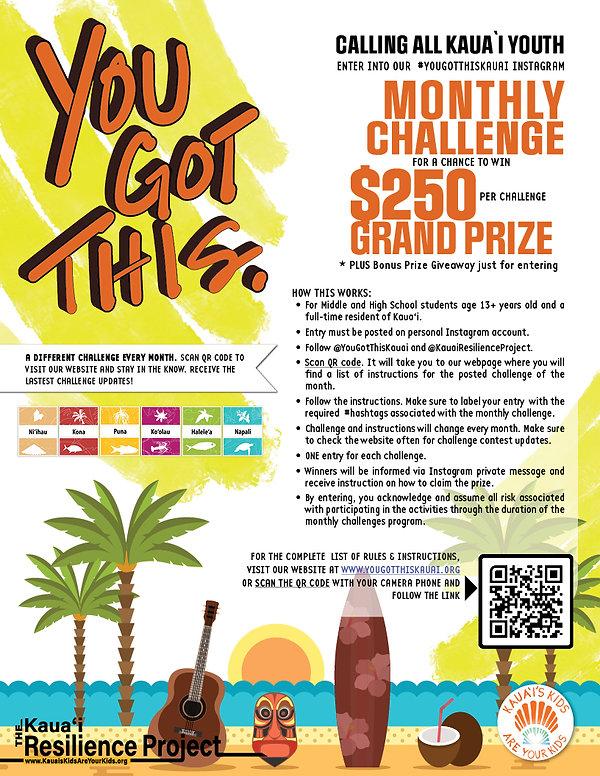 YouGotThisKauai-Monthly Challenge_Flyer.