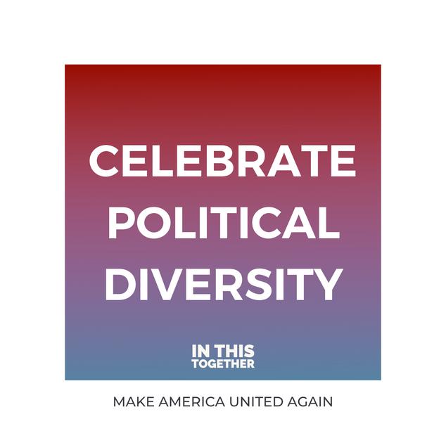 Celebrate Political Diversity