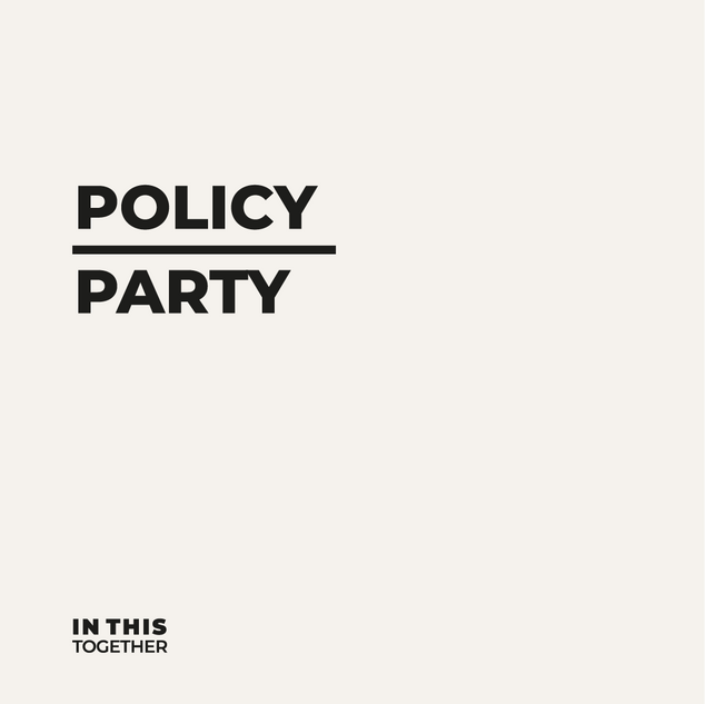 Policy Over Party