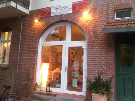 Umbau Feinkost-Laden Figeac 15