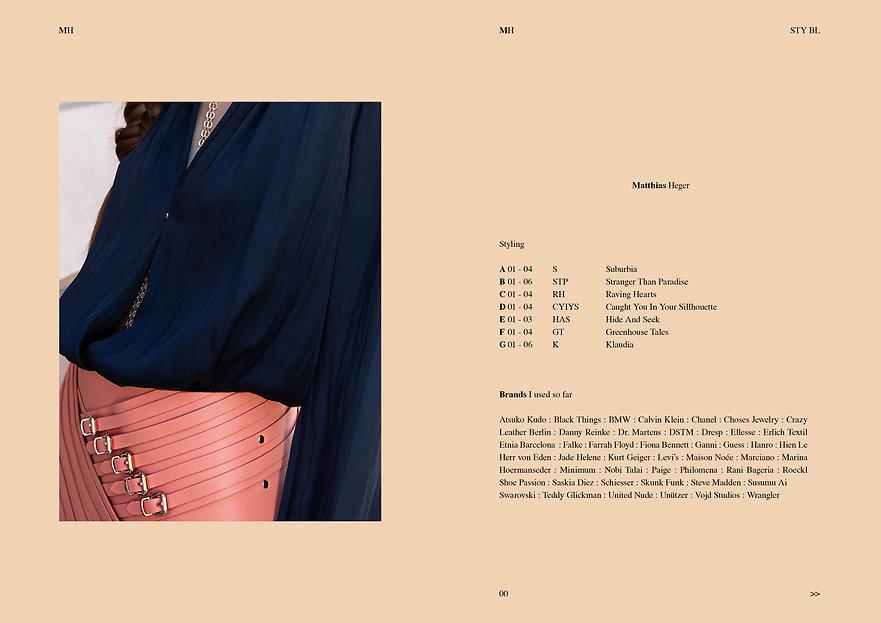 portfolio, matthias heger, catalogue, portfolio, fashion, styling, grafik,