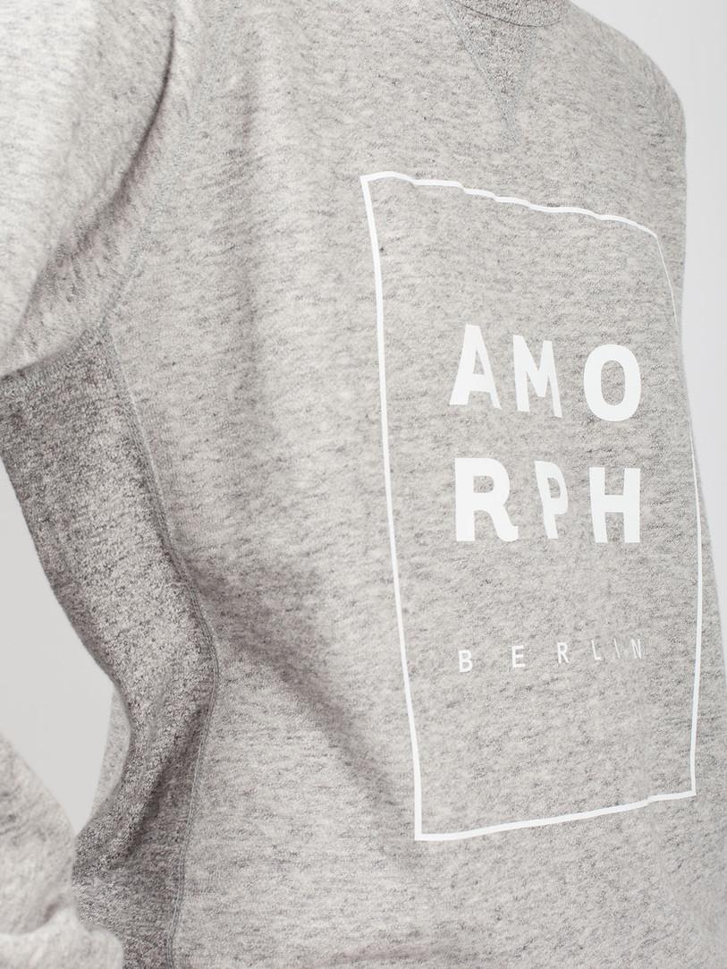 Sweatshirt Amorph Logo