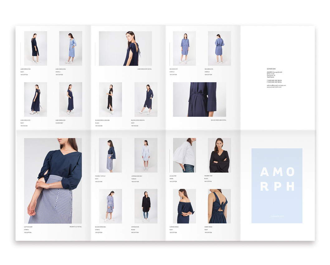 Amorph Lookbook 2