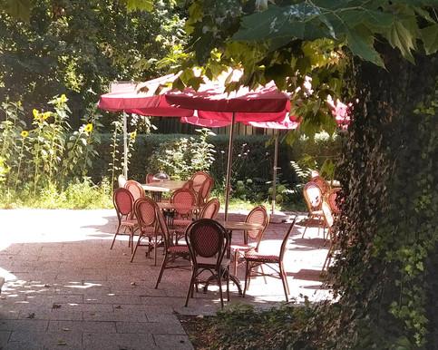 Petit Palais Schlosspark Schönhausen 8