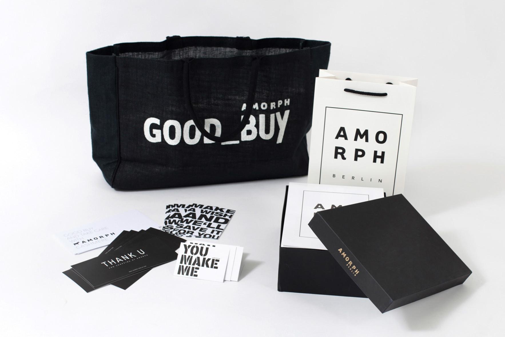Merchandise Grafik Amorph