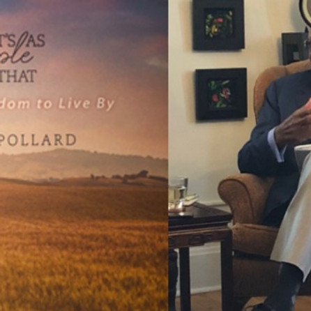 Book Reading and Signing - Author Vernon Pollard