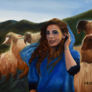 Rachel The Shepherdess