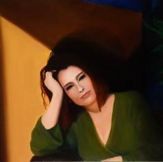 Liza Sitting