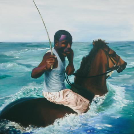 Jamaican Horseman