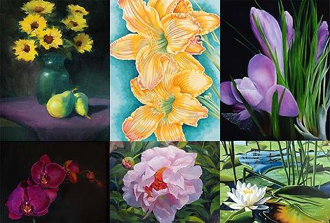 Studio Pintura Exhibit