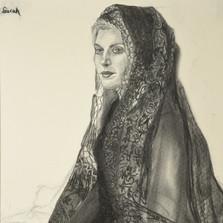 Portrait of Sarah the Matriarch
