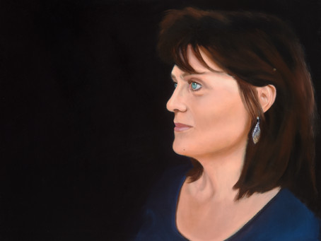 Carol's Portrait