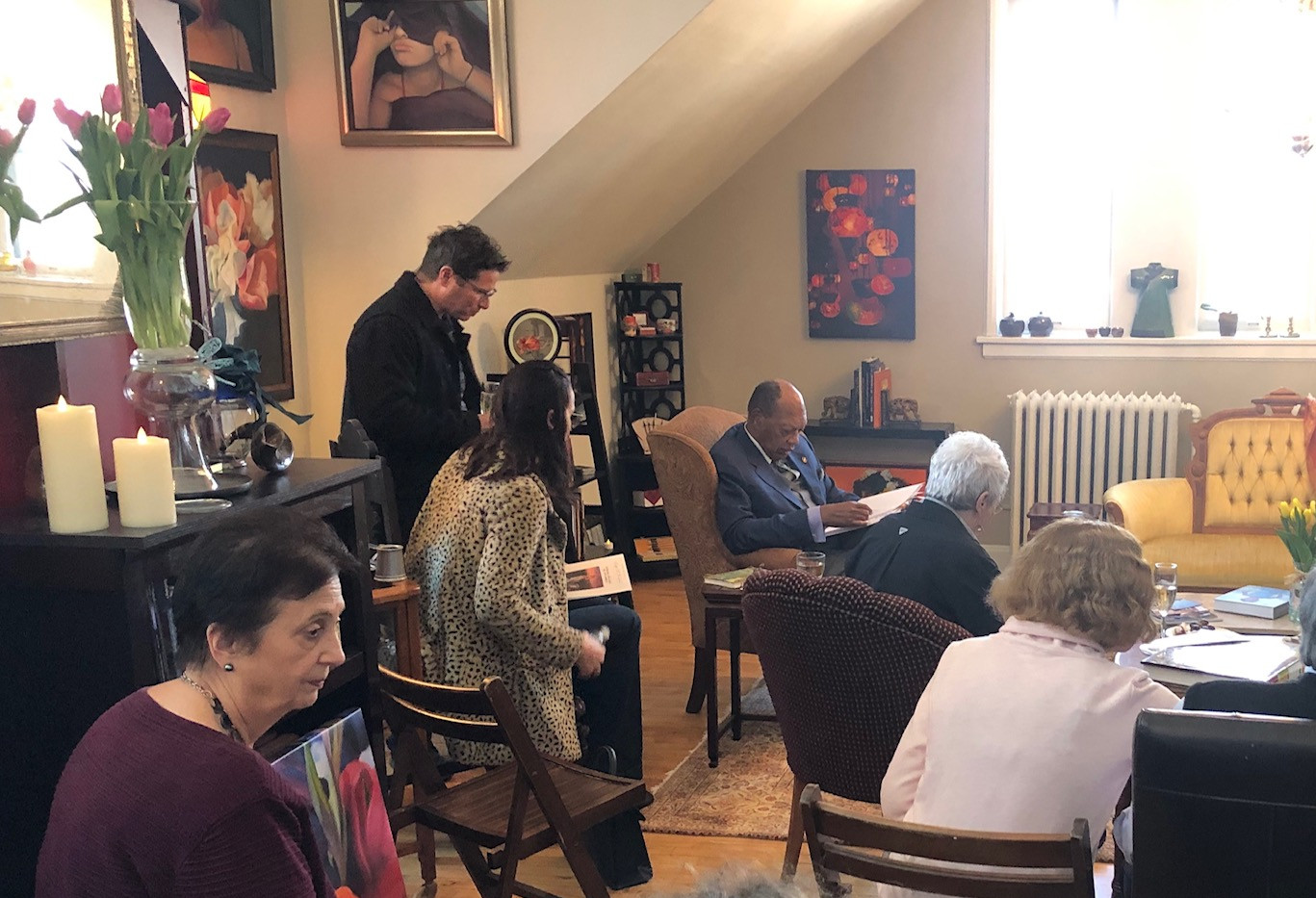 Summit Salon Gathering