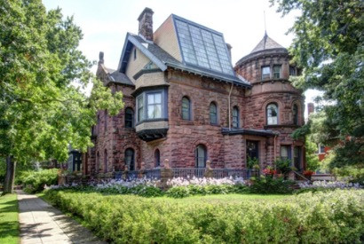 The Griggs Mansion on Summit Avenue