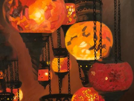 Globes of Light